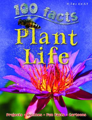 100 Facts Plant Life (BOK)