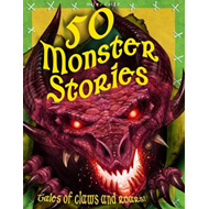 50 Monster Stories (BOK)