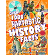 Over 1000 Fantastic History Facts (BOK)