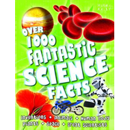 Over 1000 Fantastic Science Facts (BOK)