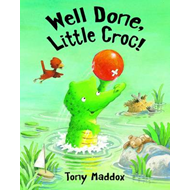 Well Done, Little Croc! (BOK)