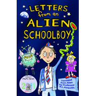 Letters From an Alien Schoolboy (BOK)