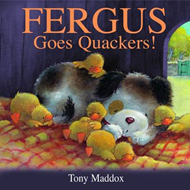 Fergus Goes Quackers (BOK)