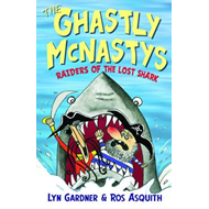 Raiders of the Lost Shark (BOK)