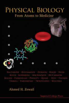 Physical Biology: From Atoms to Medicine (BOK)