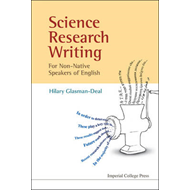 Science Research Writing For Non-native Speakers Of English (BOK)