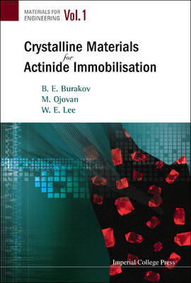 Crystalline Materials for Actinide Immobilisation (BOK)