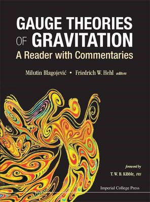 Gauge Theories of Gravitation: A Reader with Commentaries (BOK)
