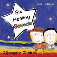 Six Healing Sounds with Lisa and Ted (BOK)