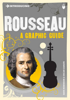 Introducing Rousseau: A Graphic Guide (BOK)