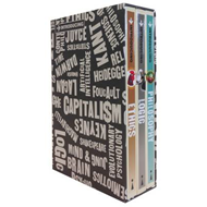 Introducing Graphic Guide Box Set - Think for Yourself (BOK)
