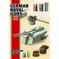 German Naval Guns: 1939-1945 (BOK)