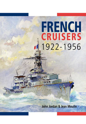 French Cruisers 1922-1956 (BOK)