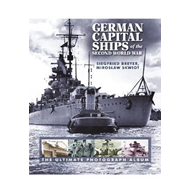 German Capital Ships of the Second World War (BOK)