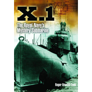 X.1: The Royal Navy's Mystery Submarine (BOK)