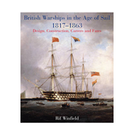 British Warships in the Age of Sail 1817-1863 (BOK)