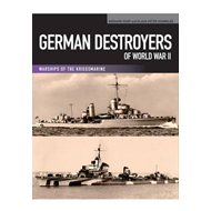 German Destroyers of World War II (BOK)