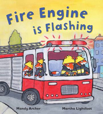Fire Engine is Flashing (BOK)