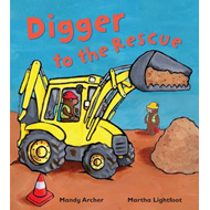 Digger to the Rescue (BOK)