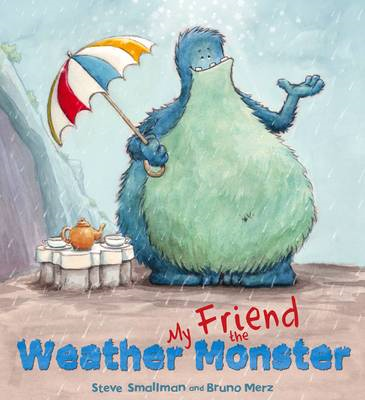 My Friend The Weather Monster (BOK)