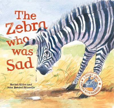 The Zebra Who Was Sad (BOK)