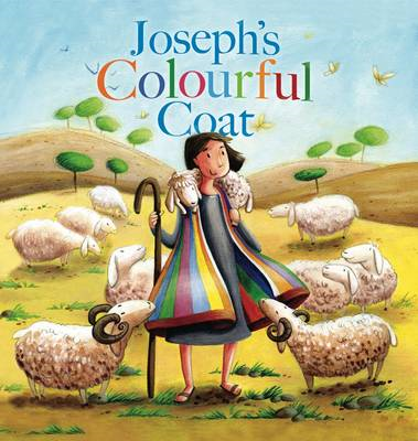 My First Bible Stories Old Testament: Joseph's Colourful Coa (BOK)