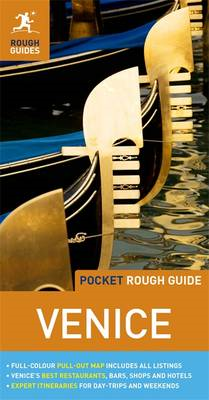 Pocket Rough Guide Venice (BOK)