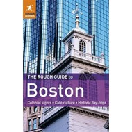 The Rough Guide to Boston (BOK)