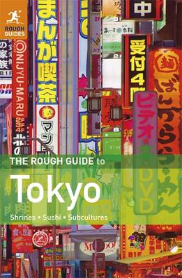 The Rough Guide to Tokyo (BOK)