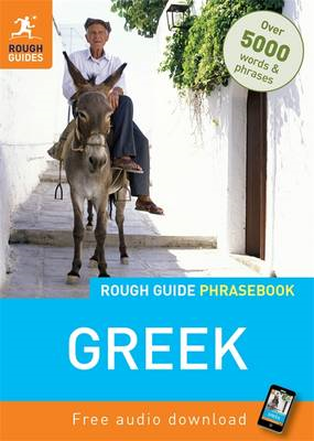 Rough Guide Phrasebook: Greek (BOK)