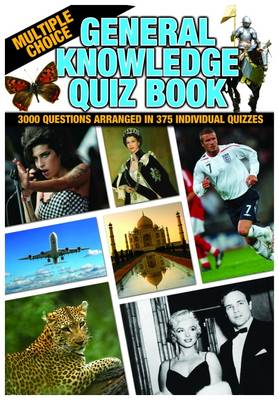 Multiple Choice General Knowledge Quiz Book (BOK)