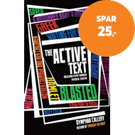 Produktbilde for The Active Text - Unlocking Plays Through Physical Theatre (BOK)