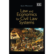 Law and Economics for Civil Law Systems (BOK)