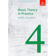 Music Theory in Practice Model Answers, Grade 4 (BOK)