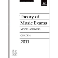 Theory of Music Exams 2011 Model Answers, Grade 4 (BOK)