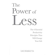 Power of Less (BOK)