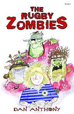 Rugby Zombies, The: Number Two (BOK)