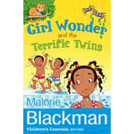 Girl Wonder and the Terrific Twins (BOK)