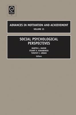 Social Psychological Perspectives (BOK)