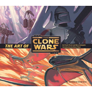 "The Art of ""Star Wars"" ""The Clone Wars"" (BOK)"