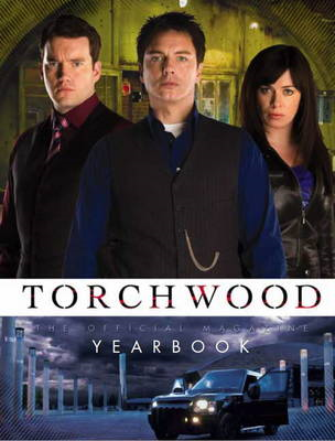 """Torchwood"": The Official Magazine Yearbook (BOK)"