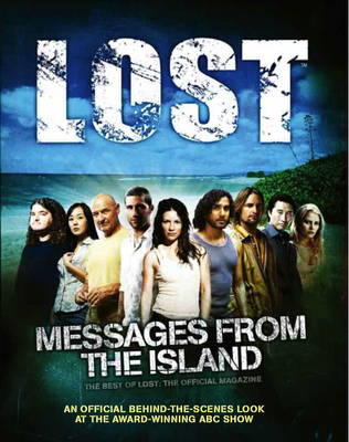 Lost: Messages from the Island (BOK)