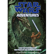 Star Wars Adventures: v. 3: Luke Skywalker and the Treasure of the Dragonsnakes (BOK)