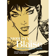 Modesty Blaise: Million Dollar Game (BOK)