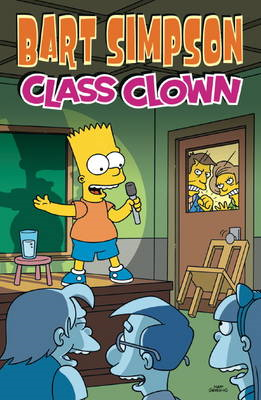 Bart Simpson Class Clown (BOK)