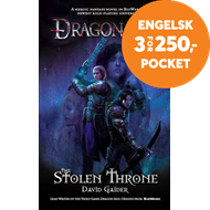 Dragon Age - the Stolen Throne (BOK)