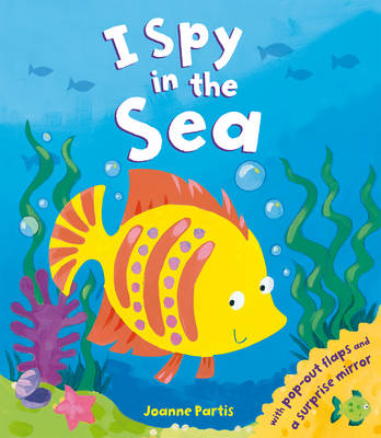 I Spy in the Sea (BOK)