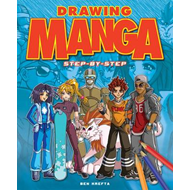 Drawing Manga: Step-by-step (BOK)