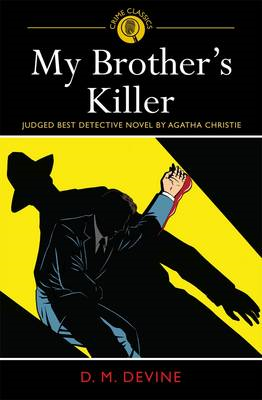 My Brother's Killer: Judged Best Detective Novel by Agatha Christie (BOK)
