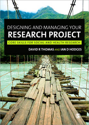 Designing and Managing Your Research Project (BOK)